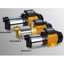 Pompe à jet auto-amorçante à plusieurs étages, pompe à jet en acier inoxydable avec CE et UL (SÉRIE DJCM, SÉRIE DJSM)