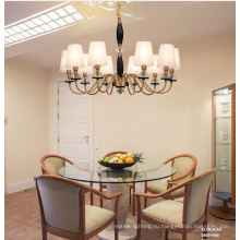 Освещение для гостиной в современном американском стиле