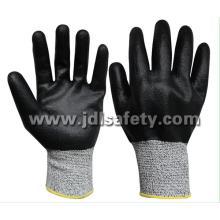 Вырезать устойчивость работы перчатку с нитриловое покрытие полностью (ND8035)