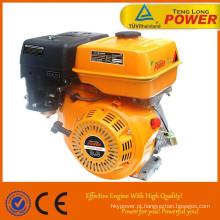 TL177F/P 9.0HP gasolina motor/virabrequim/usado óleo de motor