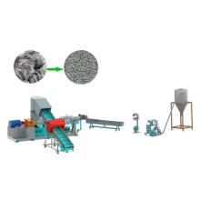 Machine de recyclage de plastique PP