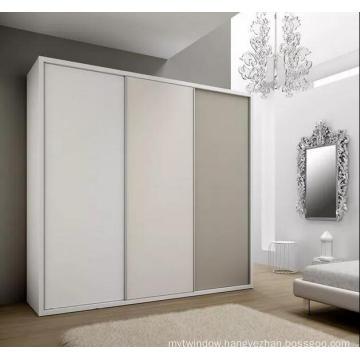 Australia Standard White Armoire Free Standing Wardrobe Closet Furniture