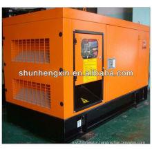 80KW/100KVA Silent Generator Set by Cummins engine 6BT5.9-G2