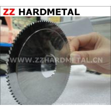 Tungsten Carbide Polishing Surface Sharp Cutting Circular Disc