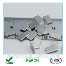 10x3x1mm Block Neodym Magnete n54