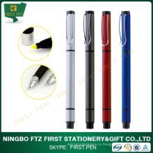 Вторичная алюминиевая ручка и шариковая ручка