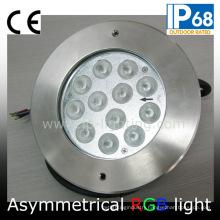 Asymmetrical RGB 36W LED Underwater Pool Light (JP948124-AS)