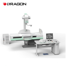 Types de machine de rayon X d'équipement de fluoroscopie médicale de 50kw pour gastro-intestinal