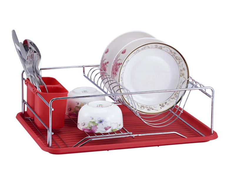 dish draining rack