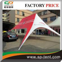 Branding 12x17m Twin star tent used for club (0.29cbm/110kgs)