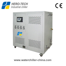 -20c 12kw Energy Saving Water Cooled Screw Compressor Low Temp Chiller