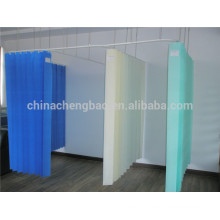 Antibacterial medical curtain partitions hospital bed curtains