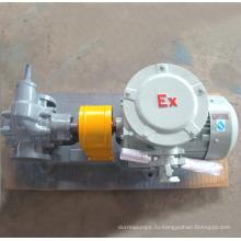 с Анти- - мотор взрыва КОБ Шестеренный насос