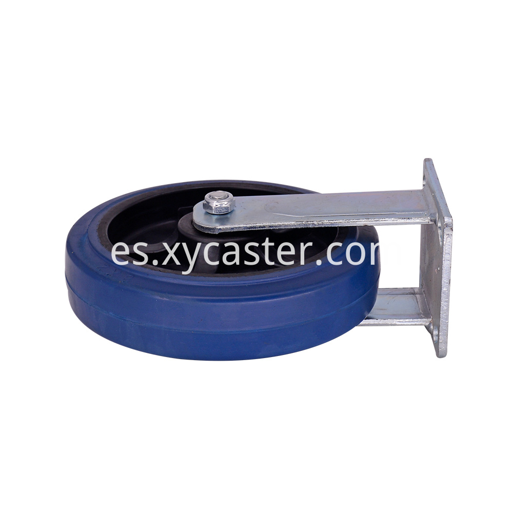8 Inch Fixed Caster Wheel
