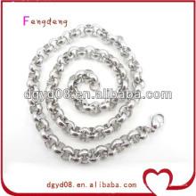 Edelstahl O Kette Halskette Großhandel für Männer