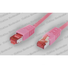 Duble Shielded CAT6 S/FTP Network Patch Cord
