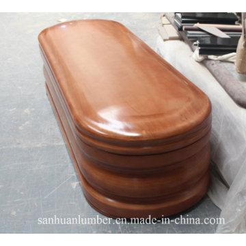 Euro - Style Holzsärge & Schatullen / neues Modell Särge für Spanisch