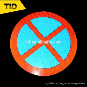 Amostras grátis Hot Sale Top Quality Melhor preço Singapore Reflective Traffic Road Sign