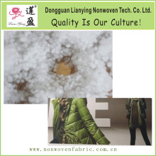High Clo Value Fiber Ball Used for Winter Jacket /Garments