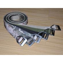 Cinturón de pantalón militar