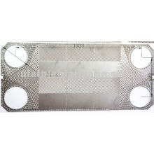MX25B plate and gasket , refrigerator evaporator plate