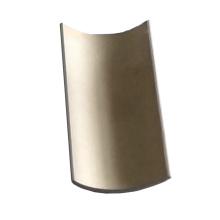 Arc de cobalt de samarium permanent puissant d'aimant de smCo formé