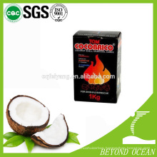 promotional 2015 coconut shell charcoal for shisha