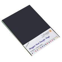 Wholesale custom vinil textil PU heat transfer vinyl sheets for Jerseys number logo