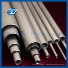 Tube titanique de tube capillaire de titane ASTM B861 ASTM B338 Gr2