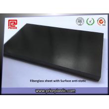 Folha da isolação da fibra de vidro da cola Epoxy ESD de 1020X1220mm