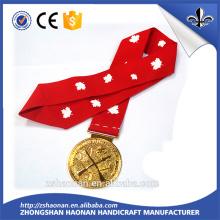 Высокое Качество Изготовленный На Заказ Логос Конструкции Военная Медаль Лента