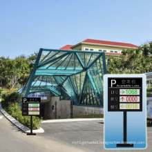 Outdoor P10 Three-Layer and Doulbe Color LED Car Guide Screen