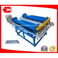 Machine de toiture métallique permanente Seam