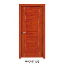 Деревянные двери Hotsale (WX-VP-103)