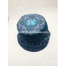 Alle Digitaldruck Mode mit Dobby Leinwand Eimer Hut