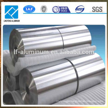 Food grade aluminum foil for flexible packing, for chocolate wrapping, for butter wrapping, for yogurt bag