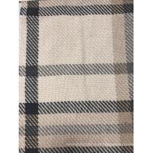Novo Outono inverno terno tecido de lã