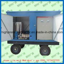 Limpiador de tubos a presión Lavador de tubos a alta presión