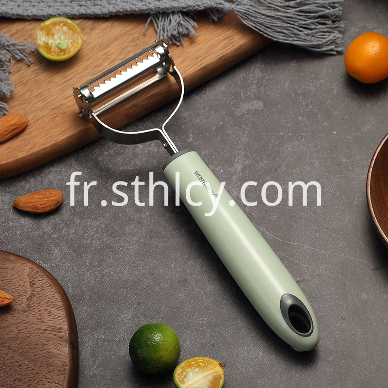 Stainless Steel Vegetable Peeler Kitchen Accessories
