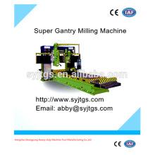 Usado Gantry Tipo Milling Machine preço para venda quente em estoque oferecido pela China Pórtico Tipo Milling Machine manufacture