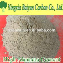 60% de cemento refractario alto en alúmina