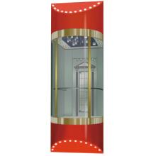 Aufzug Dekoration, Edelstahl Haaransatz Auto Paneelwand