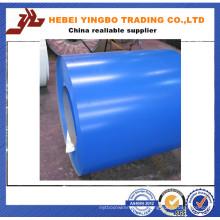 Bobine en acier PPGI à haute résistance / bobine en tôle d'acier colorée