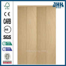 JHK Louvered Composite Door Cabinet Doors