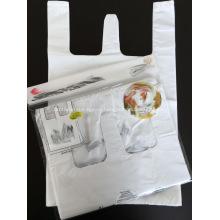 Пластиковые сумки для переноски с ластовицей