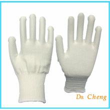 Latex beschichtete Stricksicherheit Handschuh
