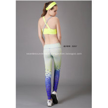 With Pad Bra and Ninth Pants Suit