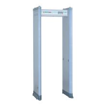 Barra de alarma LED Doble infrarrojos de seguridad inteligente a través de detector de metales