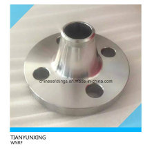 ASME Raised Face Weld Neck Stainless Steel Flanges