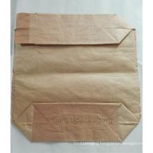 Carbon Black Valve Paper Bag